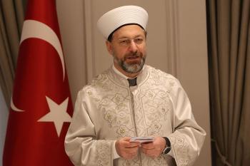 Diyanet İşleri Başkanı Erbaş, New York'ta Müslüman STK temsilcileri ile bir araya geldi!