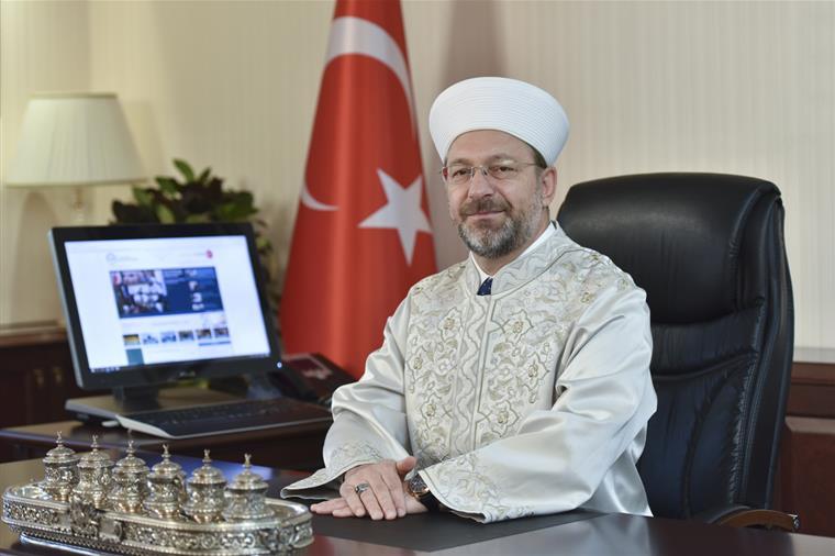 Diyanet İşleri Başkanı Prof. Dr. Ali Erbaş, TV Net'e Misafir Oluyor