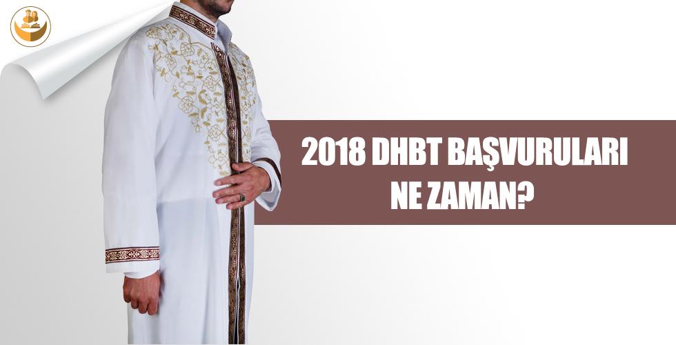 2018 KPSS-DHBT Başvuru ve Sınav Tarihleri Ne Zaman?