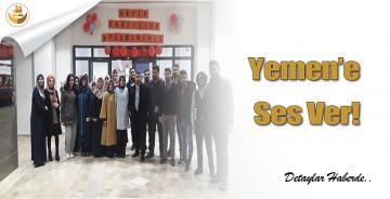 Yemen'e Ses Ver!