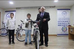 Sivas'ta Diyanet Gençlik Merkezi Gelişmeye Başladı!