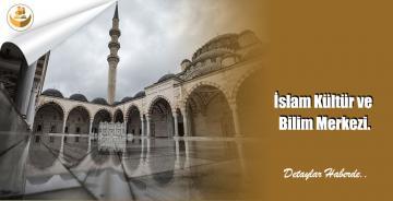 İslam Kültür ve Bilim Merkezi.